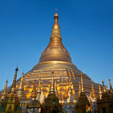 Shwedagon Paya Royalty Free Stock Image