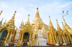 Shwedagon Paya Pagoda, Yangon, Myanmar Royalty Free Stock Image