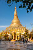 Shwedagon paya, Yangon, Burma Stock Photography