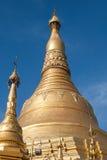 Shwedagon paya, Yangon, Myanmar Stock Image