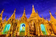 Shwedagon Temple Stock Photography
