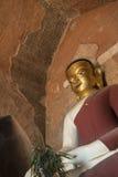 Shwegugyi Buddha - Bagan - Myanmar (Burma) Stock Images