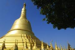 Shwemandaw塔, bago,缅甸 库存照片