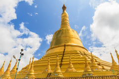 Shwemawdaw padoda, Myanmar Stock Images