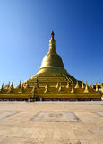Shwemawdaw Pagoda Royalty Free Stock Images