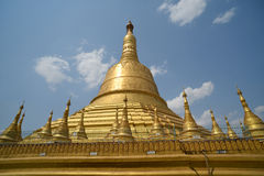 Shwemawdaw Pagoda at Bago Royalty Free Stock Photography