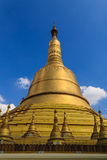 Shwemawdaw pagoda  ,  Bago in Myanmar (Burmar) Royalty Free Stock Photography
