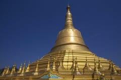 Shwemawdaw Paya - Bago - Myanmar (Burma) Royalty Free Stock Images