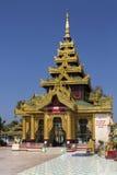 Shwemawdaw Paya - Bago - Myanmar (Burma) Stock Image