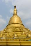 Shwemawdaw Paya pagod Royaltyfria Foton