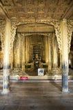 Shwenandaw Kyaung. Royalty Free Stock Photo
