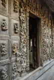 Shwenandaw Kyaung, Myanmar Royalty Free Stock Photos