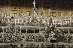 Shwenandaw Kyaung, Myanmar Stock Photography