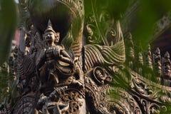 Shwenandaw Kyaung Temple Stock Photos