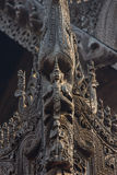 Shwenandaw Kyaung Temple Stock Images