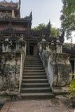 Shwenandaw Kyaung temple. Royalty Free Stock Image