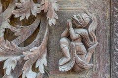 Shwenandaw Monastery  - Mandalay Royalty Free Stock Images