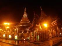 Shwendagon Paya immagine stock libera da diritti