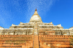 Shwesandaw Paya, Bagan Stock Photo