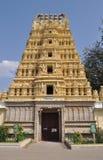 Shweta varahaswany tempel. Mysore slott. Royaltyfri Fotografi