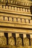 Shwezigon pagoda. Stock Image