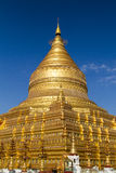 Shwezigon Pagoda, Bagan, Myanmar (Burma) Stock Photo