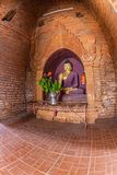 The Shwezigon Pagoda Stock Photography