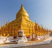 The Shwezigon Pagoda Stock Image