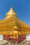 The Shwezigon Pagoda Stock Photos