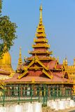 The Shwezigon Pagoda Royalty Free Stock Image