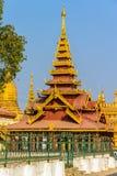 The Shwezigon Pagoda Royalty Free Stock Image