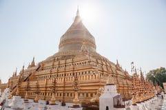 The Shwezigon Pagoda Stock Images