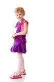 Shy Girl Royalty Free Stock Photos