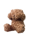 Shy Teddy bear Stock Photography
