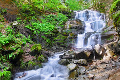 Shypit waterfall Royalty Free Stock Photo
