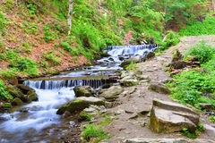 Shypit waterfall Royalty Free Stock Photos