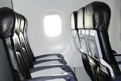 Siège d'avion Photos stock