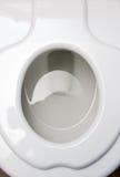 Siège de formation de toilette Images libres de droits