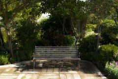 Siège de jardin Image stock