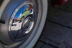 Siège 600 de pneu Photographie stock