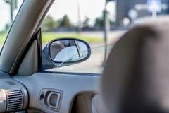 Siège de voiture Photographie stock libre de droits