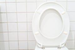 Siège des toilettes Photographie stock