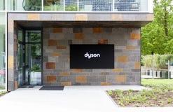 Siège social de Dyson à Amsterdam Image libre de droits