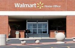 Siège social de Walmart Photo stock