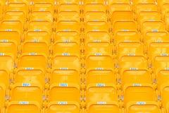 Sièges de stade/arène Images stock