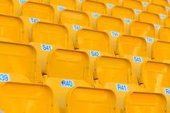 Sièges de stade/arène Photos stock