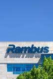 Sièges sociaux d'entreprise de Rambus Photographie stock
