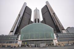 Sièges sociaux de General Motors Image libre de droits