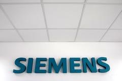 Sièges sociaux de Siemens à Bucarest Images stock