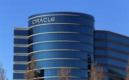 Sièges sociaux du monde d'Oracle Photographie stock